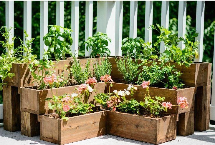Small Space Garden Hacks