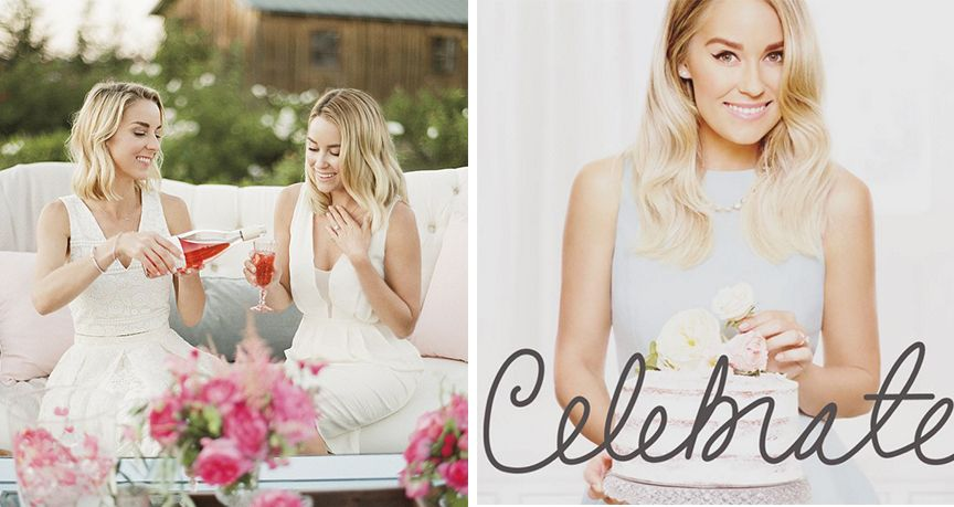 "All About Lauren Conrad's New Book, ""Celebrate"""
