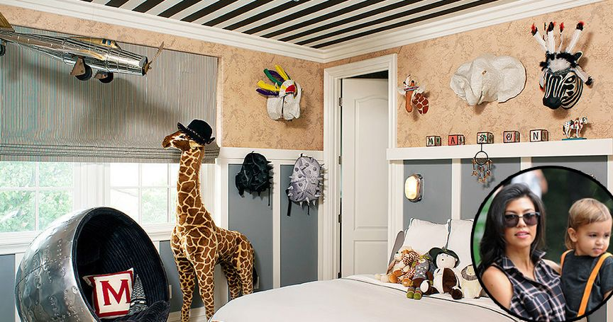13 Jaw-Dropping Celebrity Kids' Rooms That Are Better Than Yours