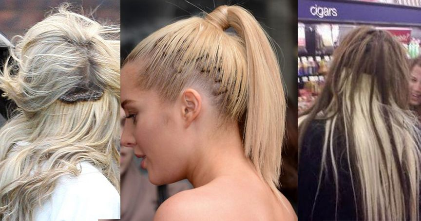 15 Hair Extensions Gone Terribly Wrong