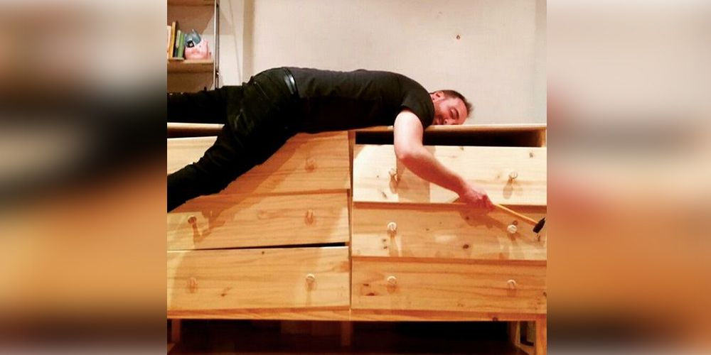 20 Times Assembling IKEA Furniture Became Too Much to Handle