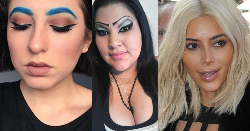 20 Makeup Fails That Shouldn't Have Seen The Light Of Day