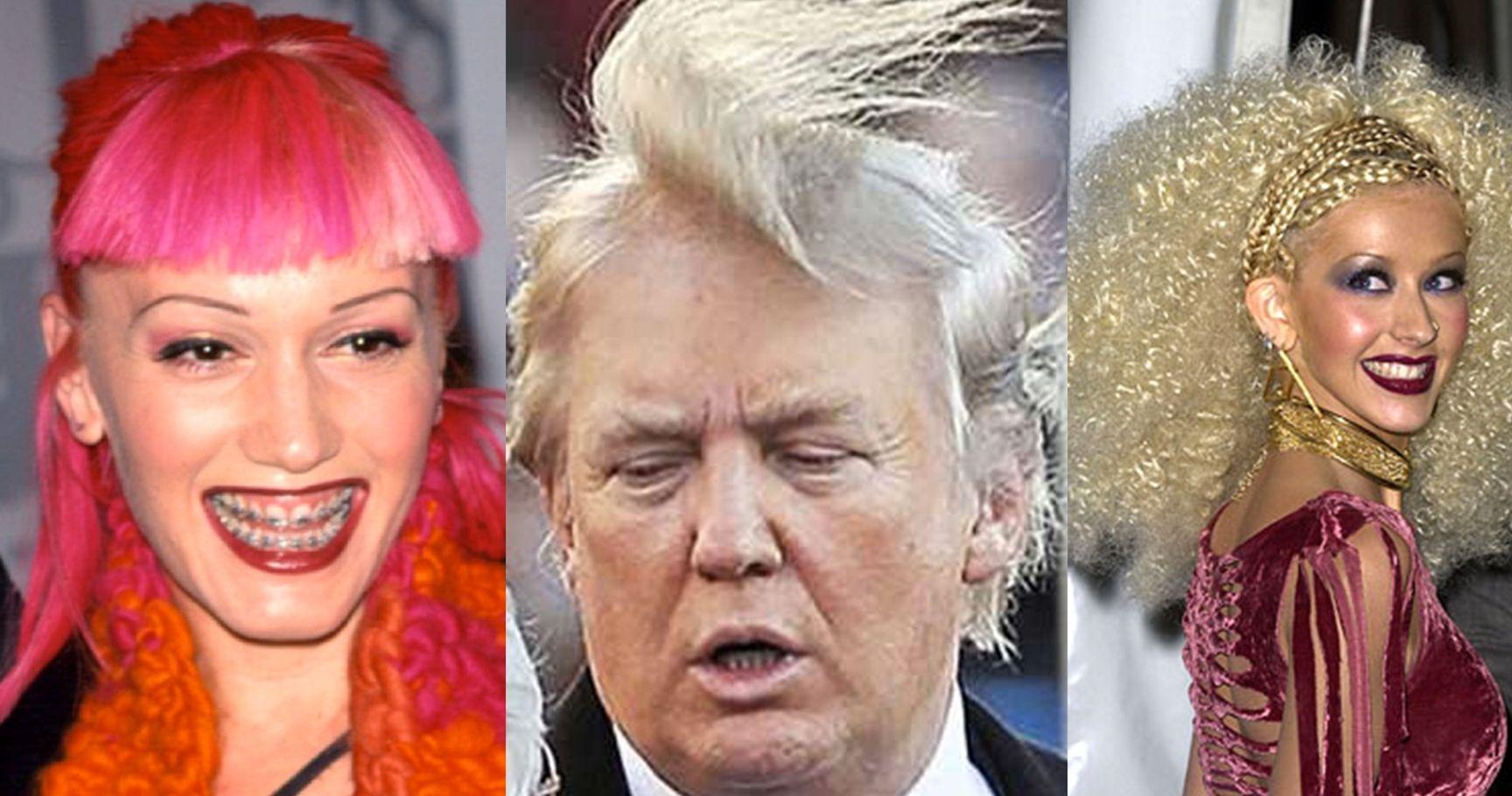20 Celebs Who Were Having Bad Hair Days
