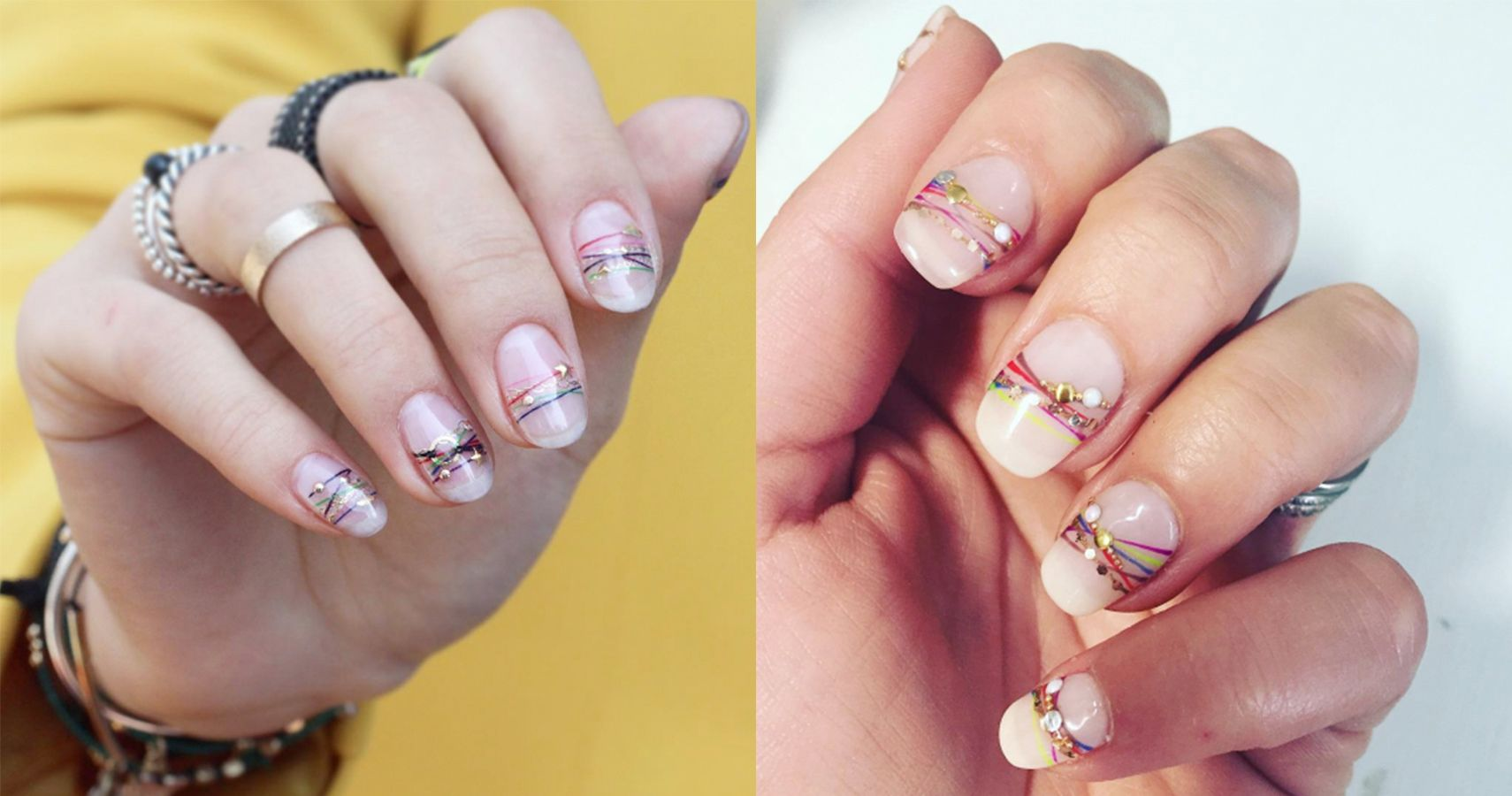 10 Photos That'll Make You Want To Try Bracelet Nails