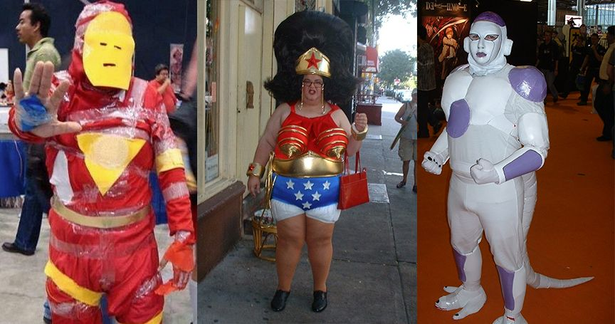 11 Of The Worst Cosplay Attempts The Internet Has Ever Seen