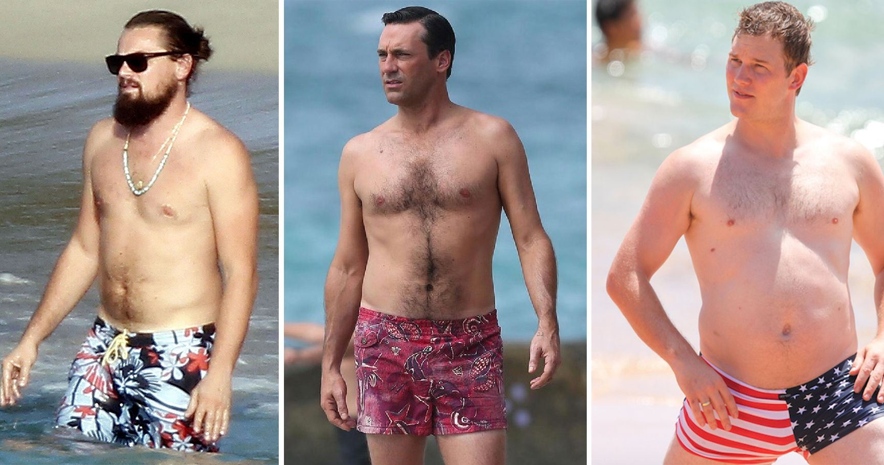 Who has the best Dad Bod? - GirlsAskGuys