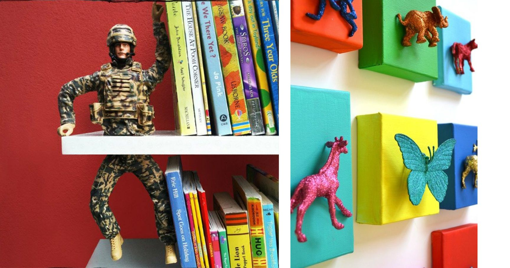 10 DIY Ways To Reuse Broken Or Old Toys