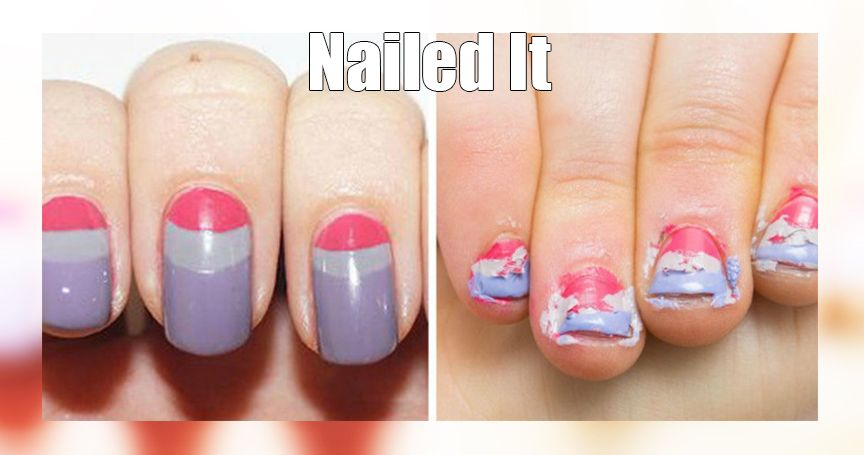 """20 People Who Certainly Did Not """"Nail It"""""""