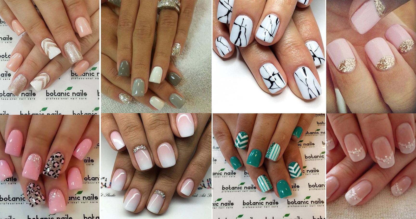 30 Of The Most Gorgeous Nail Designs Found On Pinterest