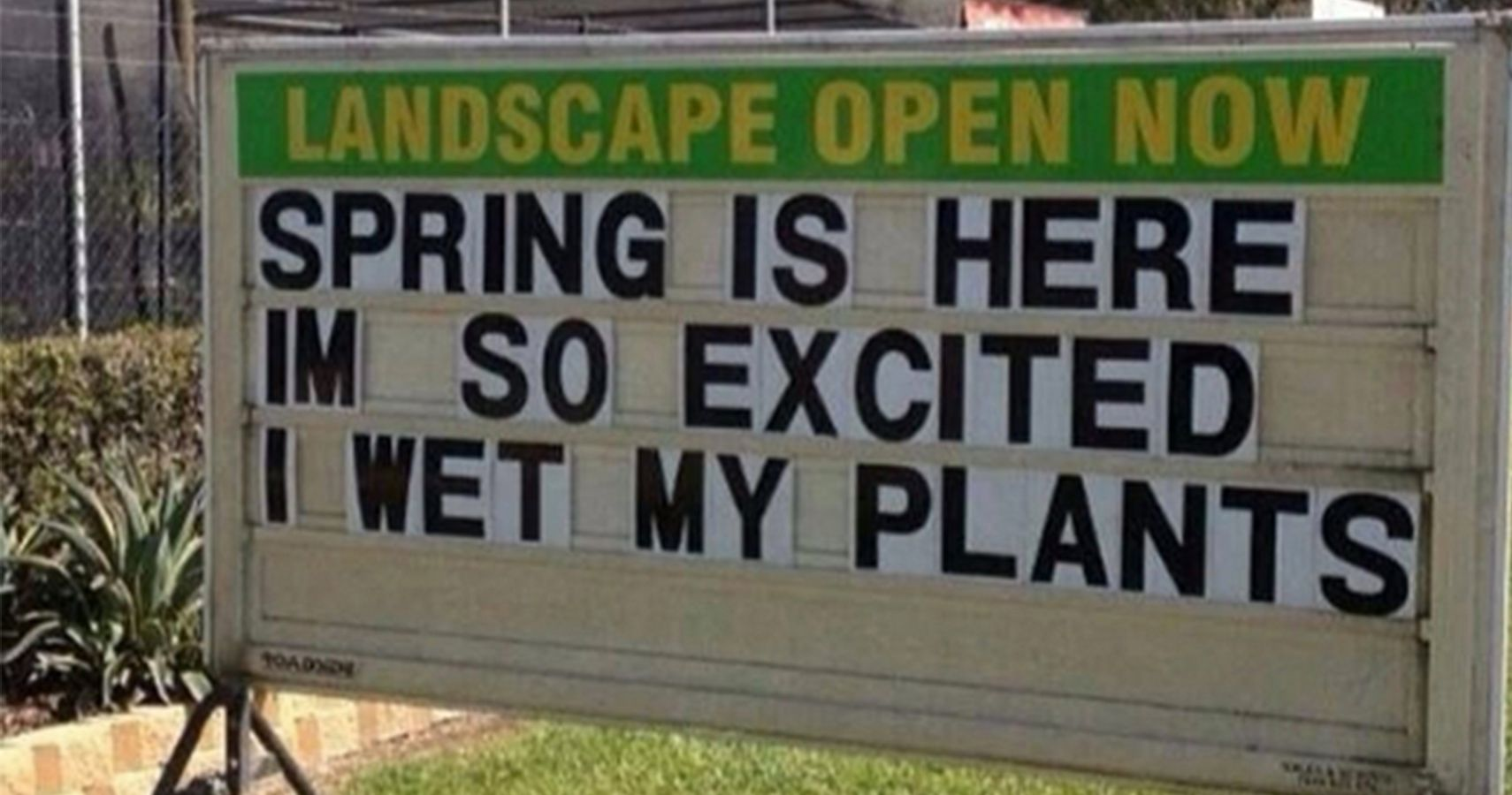 16 Hilarious Signs That Are Pure Marketing Genius