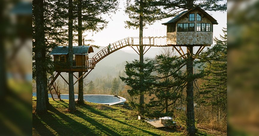 10 Most Epic Tree Houses The Internet Has Ever Seen