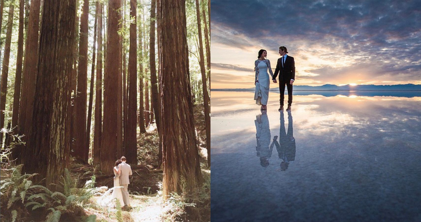 15 Destination Weddings That Will Give You Serious Wanderlust