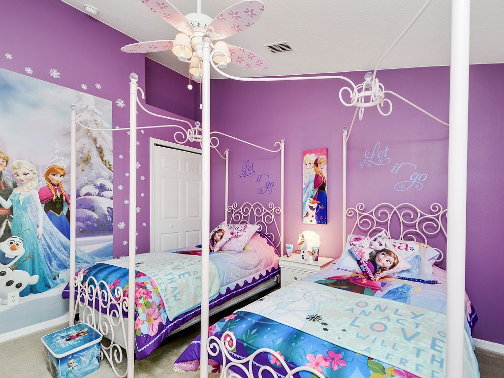 Disney Inspired Rooms That Will Make You Want To Redo Your