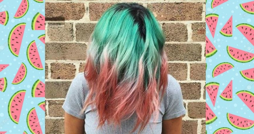 11 Reasons Why Watermelon Hair Is This Summer's Best Hair Trend