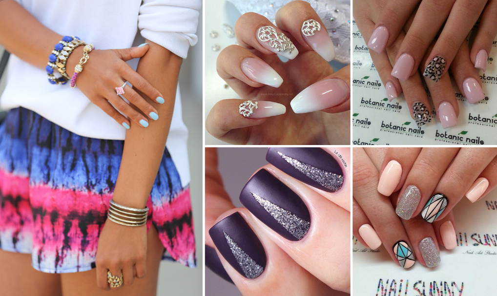 The 20 Prettiest Nails For Summer