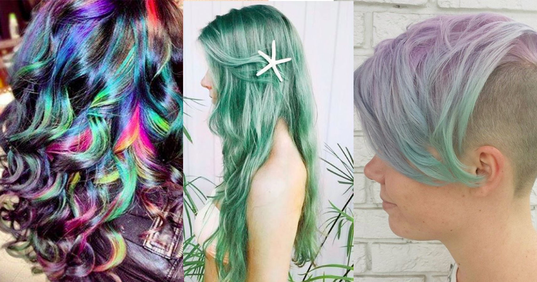 15 Gorgeous Hair Chalking Ideas