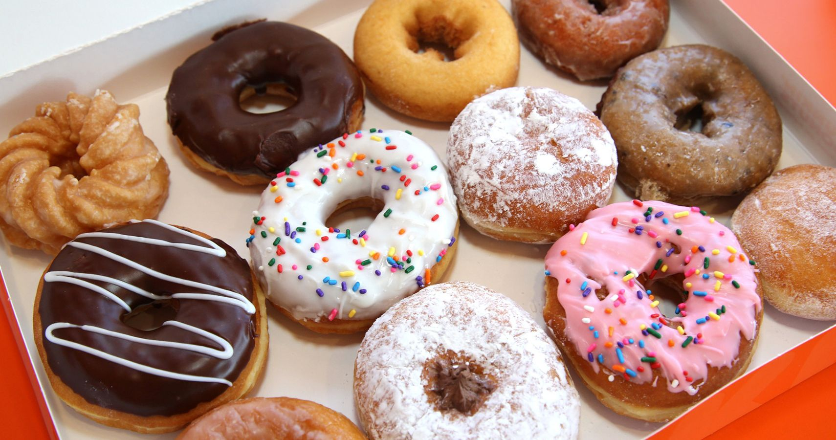 These Are the 15 Most Popular Donut Flavors in America