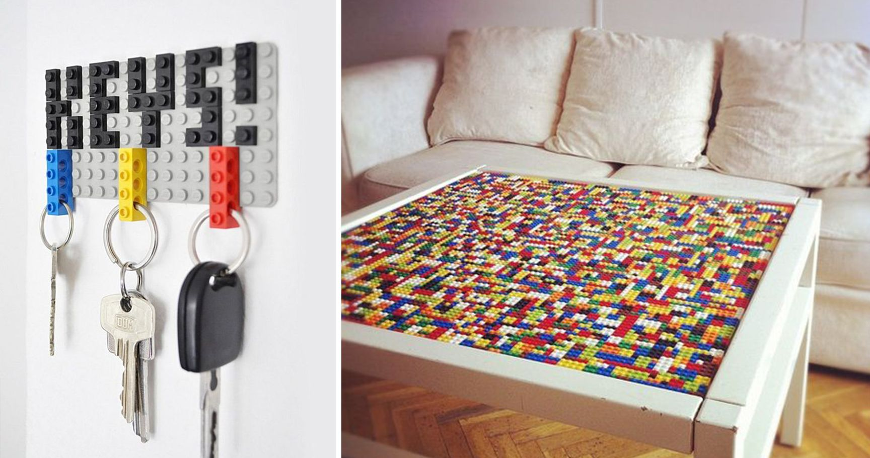 15 DIY Lego Projects You Have To Try