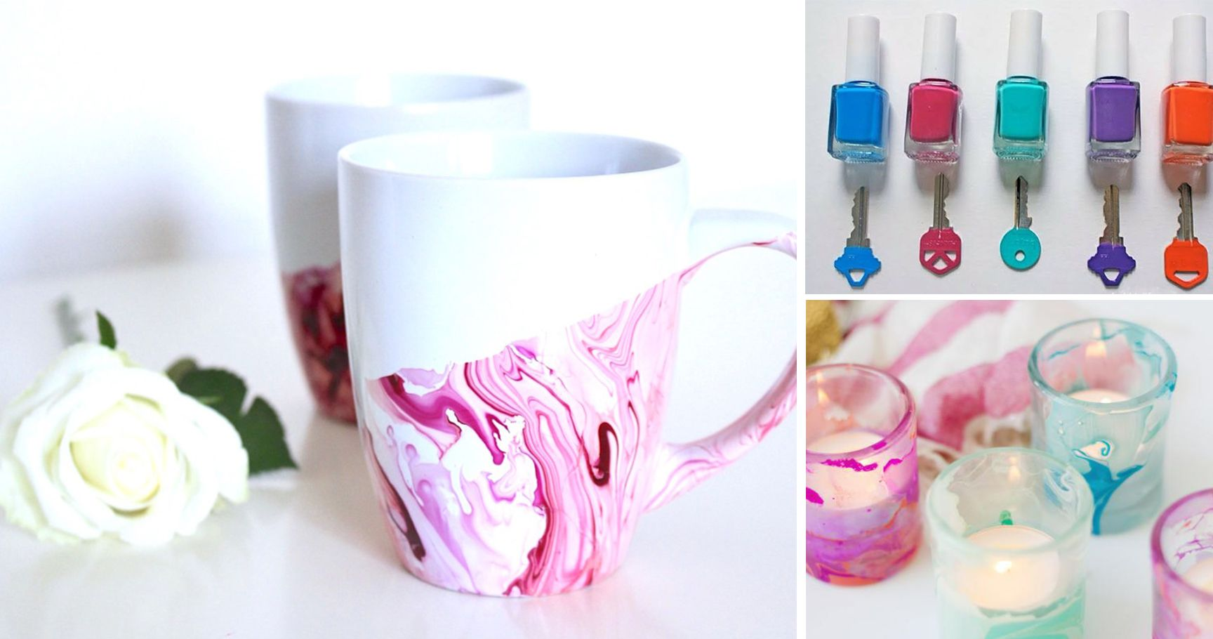15 DIY Nail Polish Projects Anyone Can Do