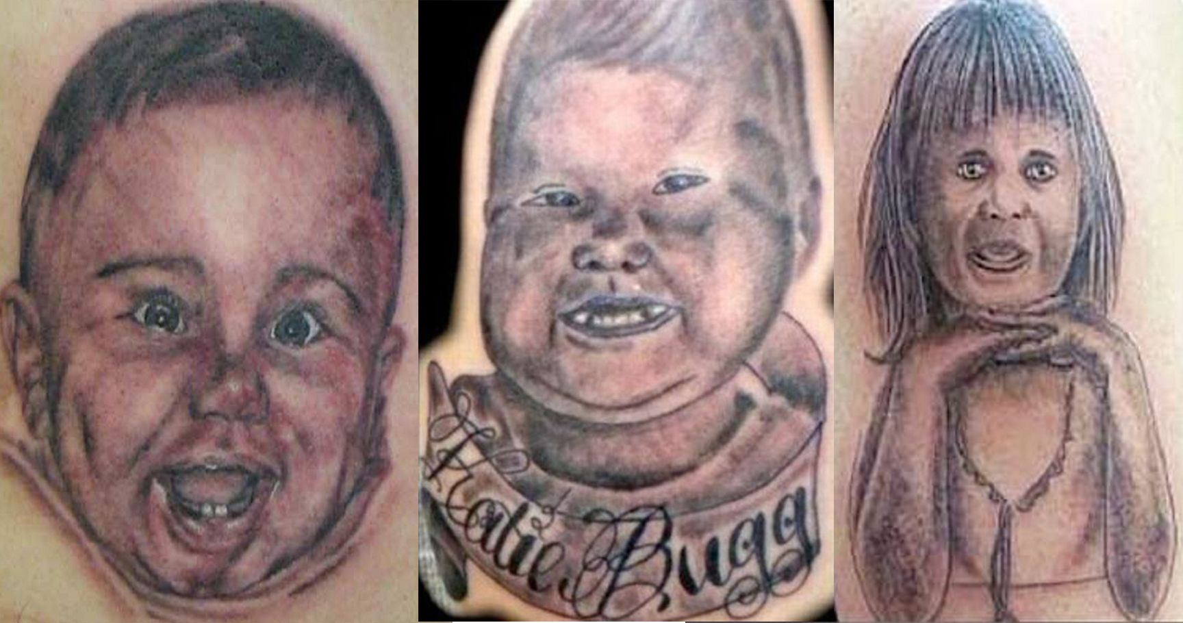 15 Of The Worst Parent Tattoos The Internet Has Ever Seen