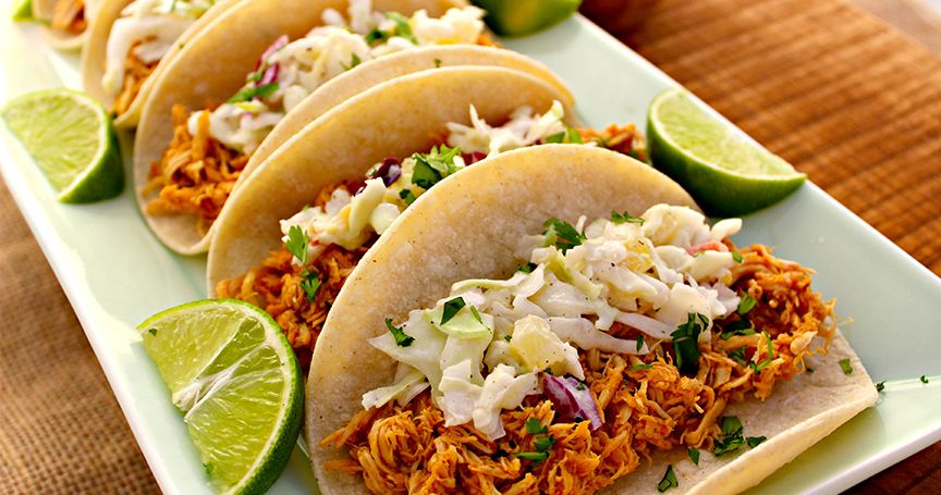 11 Slow Cooker Taco Recipes To Make For Dinner Tonight