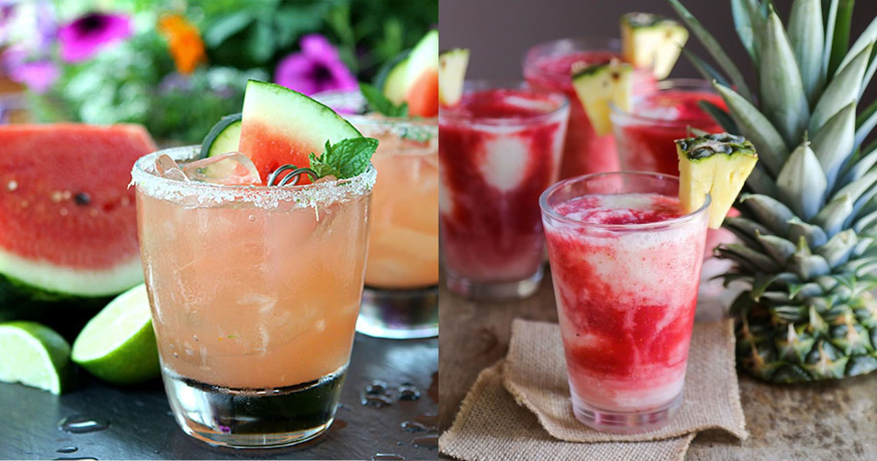 15 Refreshing Cocktails That Will Complete Your Summer Evening