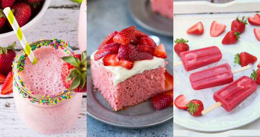 15 Strawberry Dishes That You Need To Try This Summer