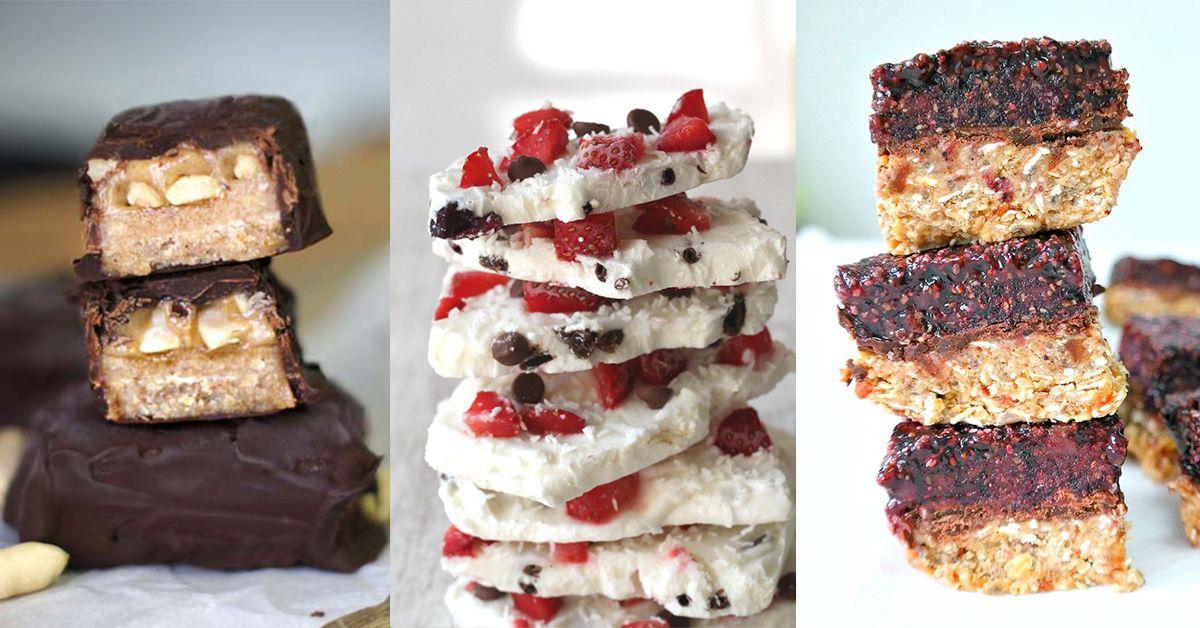 16 Decadent Dessert Recipes That Won't Make You Feel Naughty