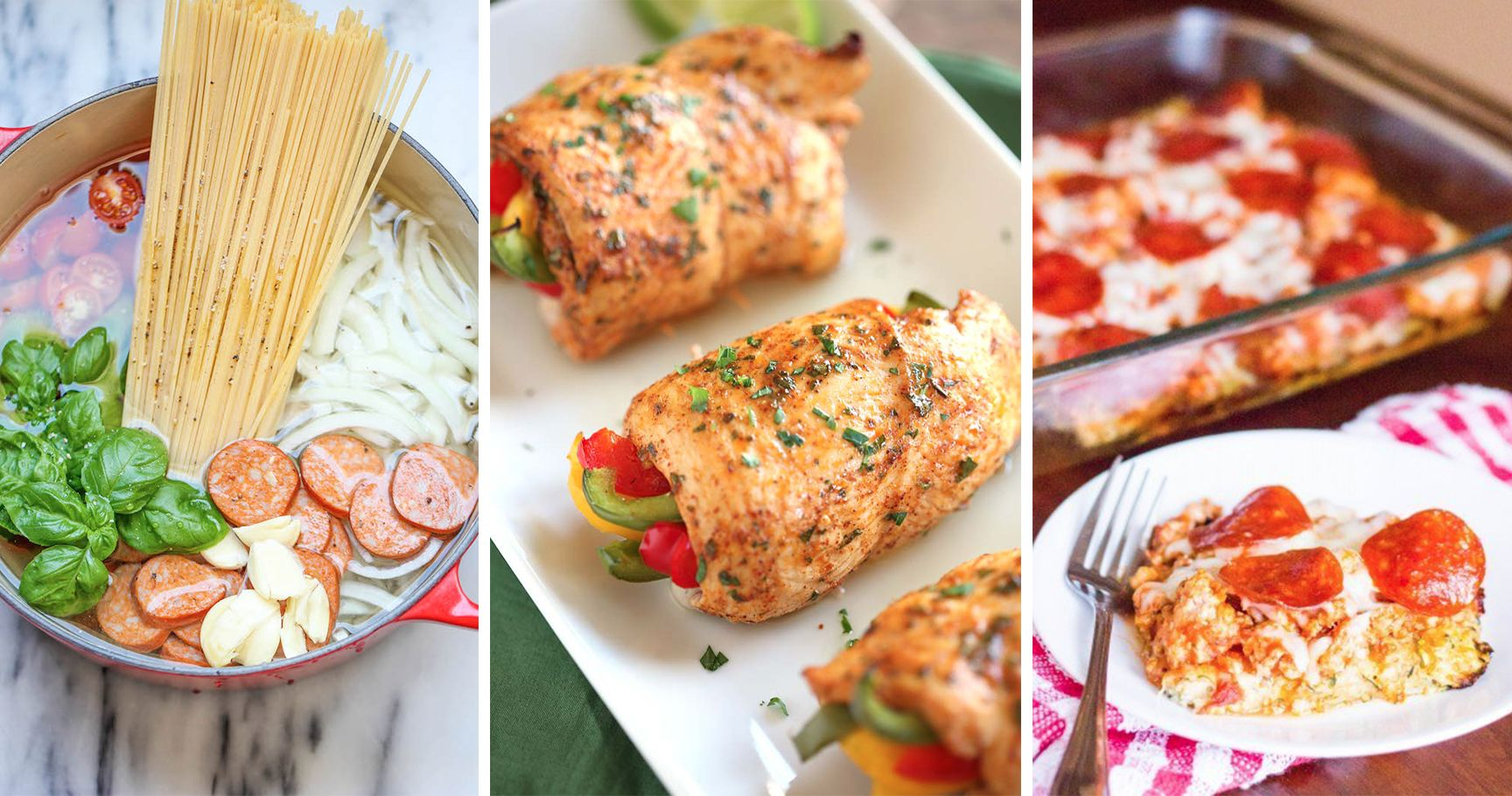 15 Lightened Up Recipes To Save You The Calories, Not Flavour