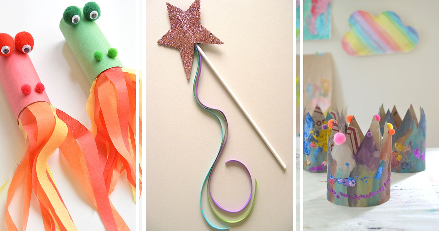 15 DIY Fairy Tale Crafts That You And Your Little Ones Will Love