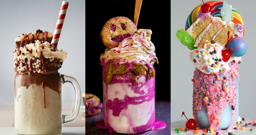 15 Homemade Freakshakes That Will Bring All The Boys To