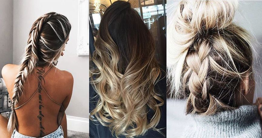 15 Gorgeous Hairstyles You Can Do In Under 10 Minutes