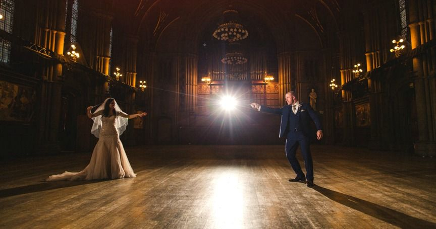 15 Amazing Harry Potter Ideas That Will Make Your Wedding Even More Magical