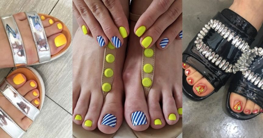 Have Your Feet Sandal-Ready With These 15 Gorgeous Pedicure Ideas