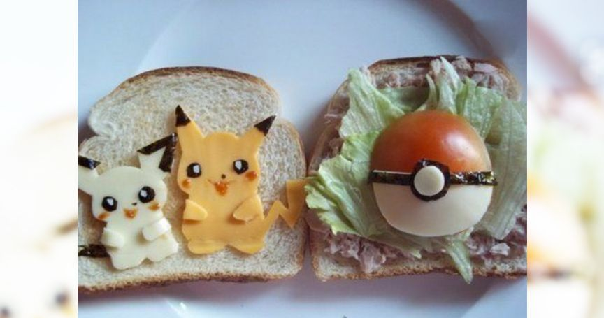 15 Awesomely Cute Sandwiches Your Kid Will Not Pass Up