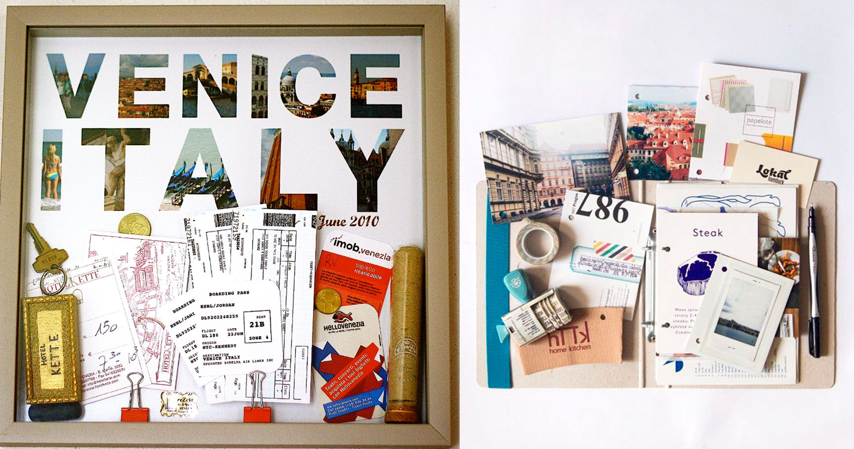 15 Cute DIY Ways To Display Your Travel Souvenirs