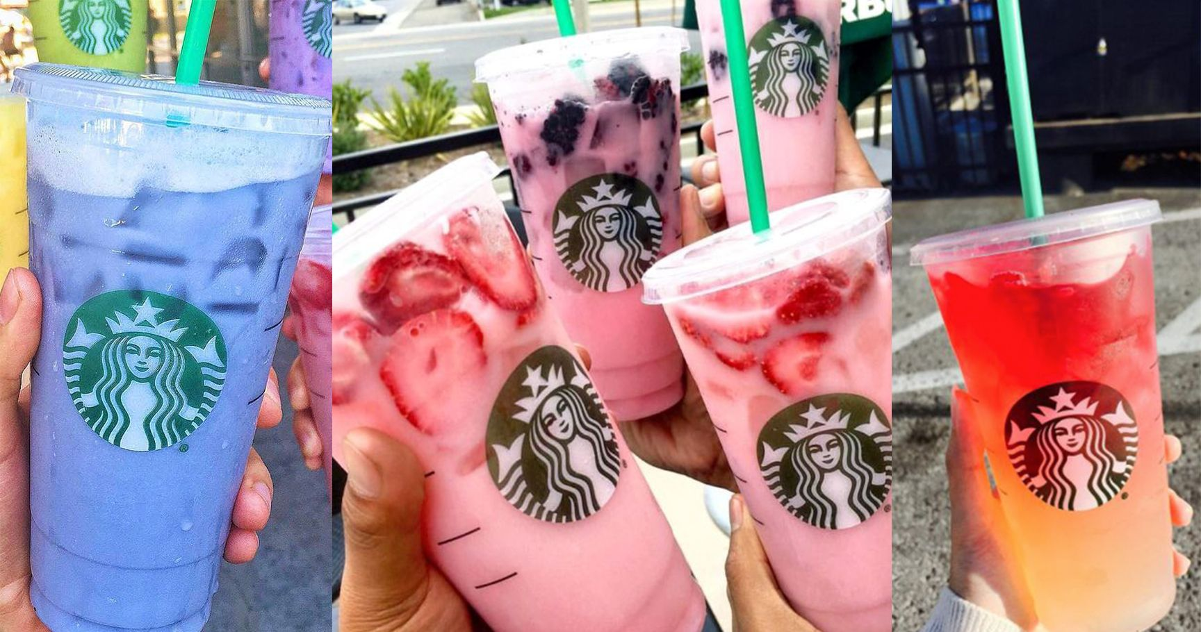 16 Starbucks Secret Menu Drinks You Need To Know About