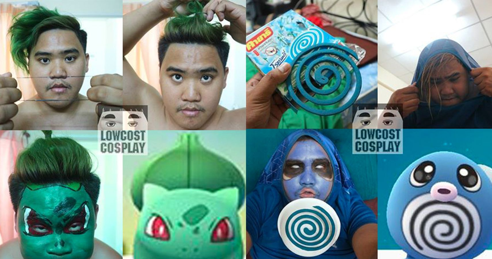 Check Out This Guy's Amazingly Cheap But Epic Cosplays