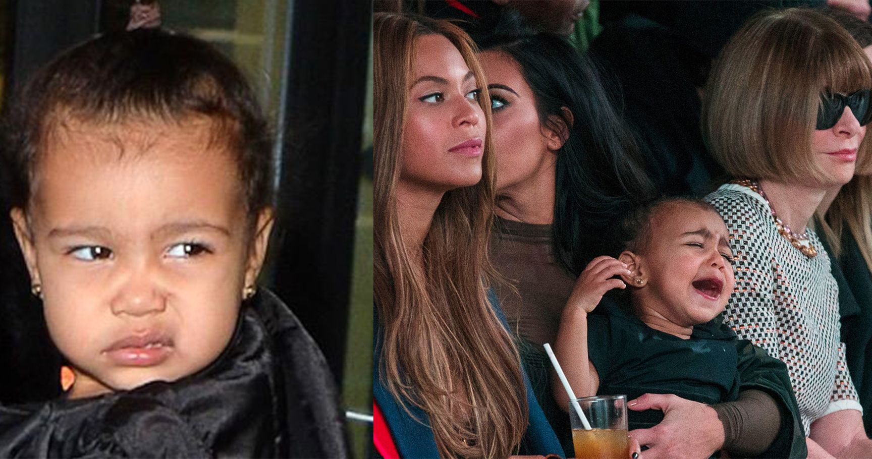 "15 Things North West Did And We Were Like, ""Same."""