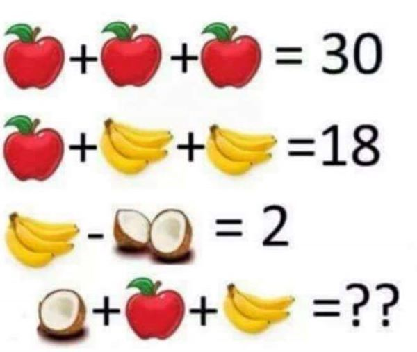 http://www.huffingtonpost.com/entry/fruit-math-answer_us_56c558cee4b0b40245c91a7e