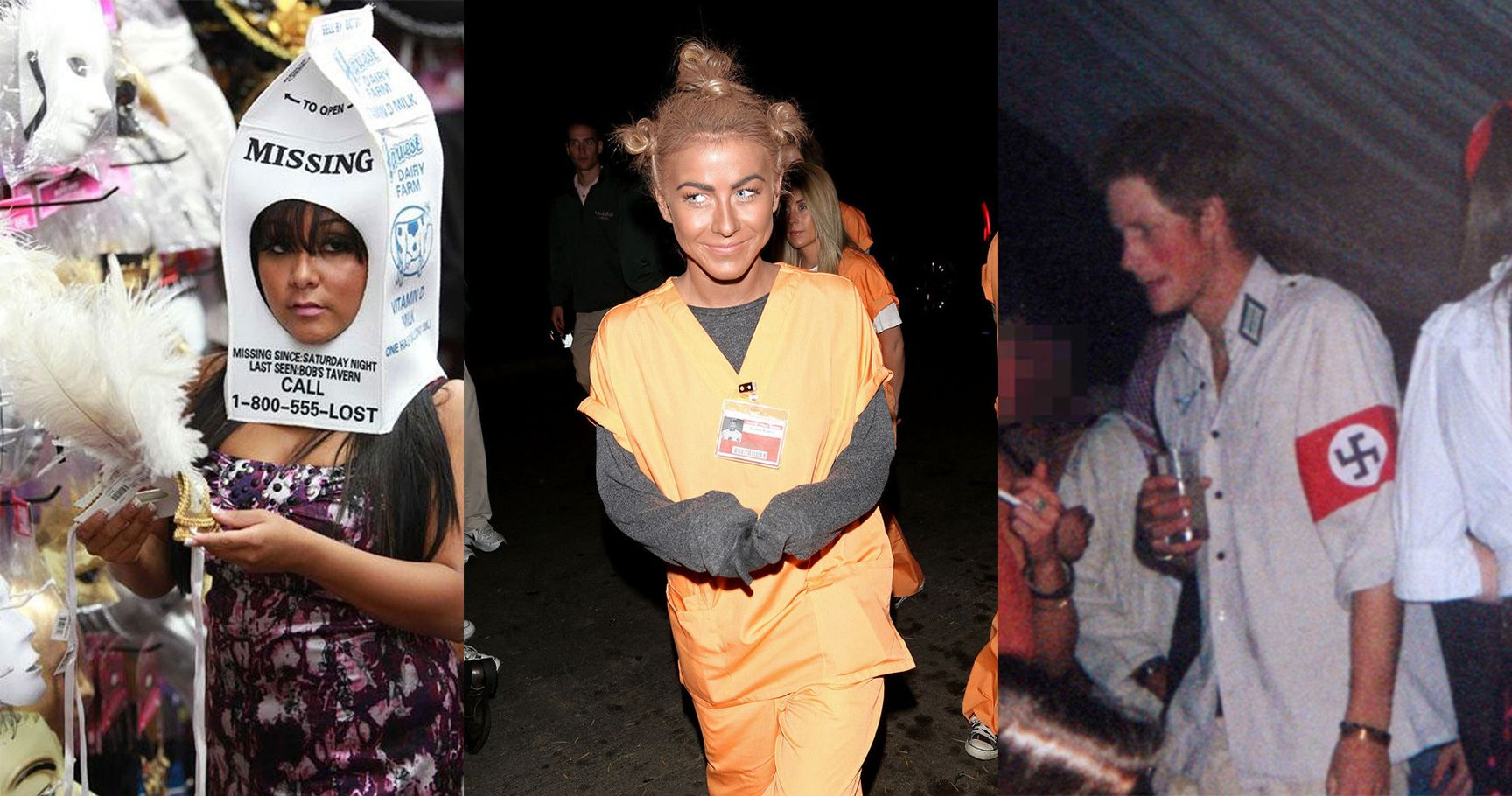 15 Celebrities Who Totally Failed At Halloween