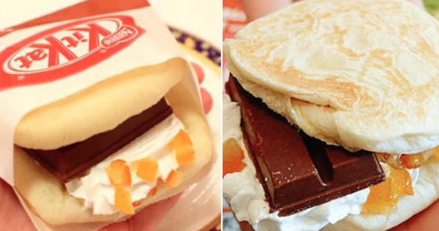 15 Weird AF Fast Food Items You Can Actually Buy Around The World