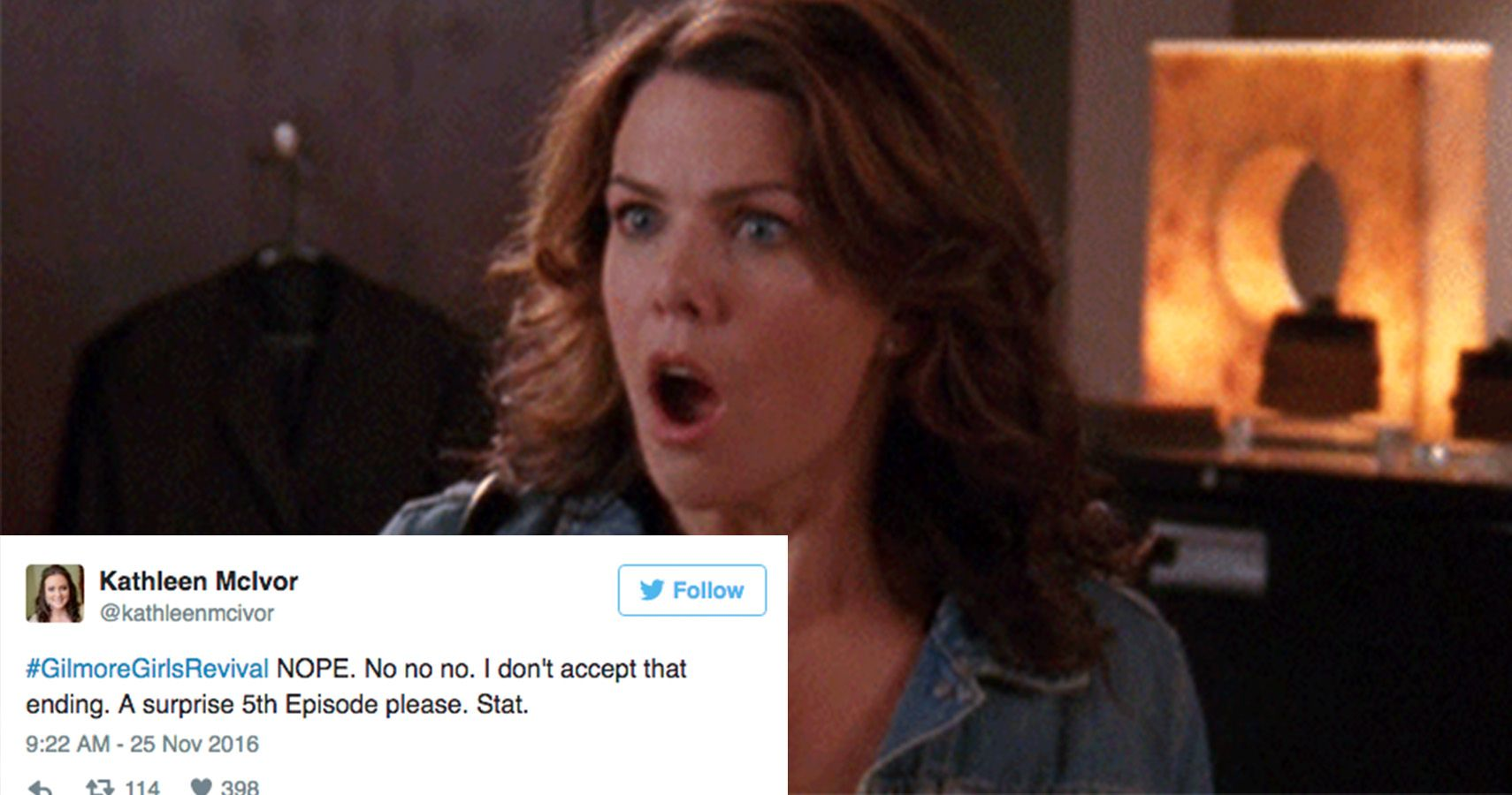 "15 Moments In The Gilmore Girls Revival That Made Us Say ""SMH"""