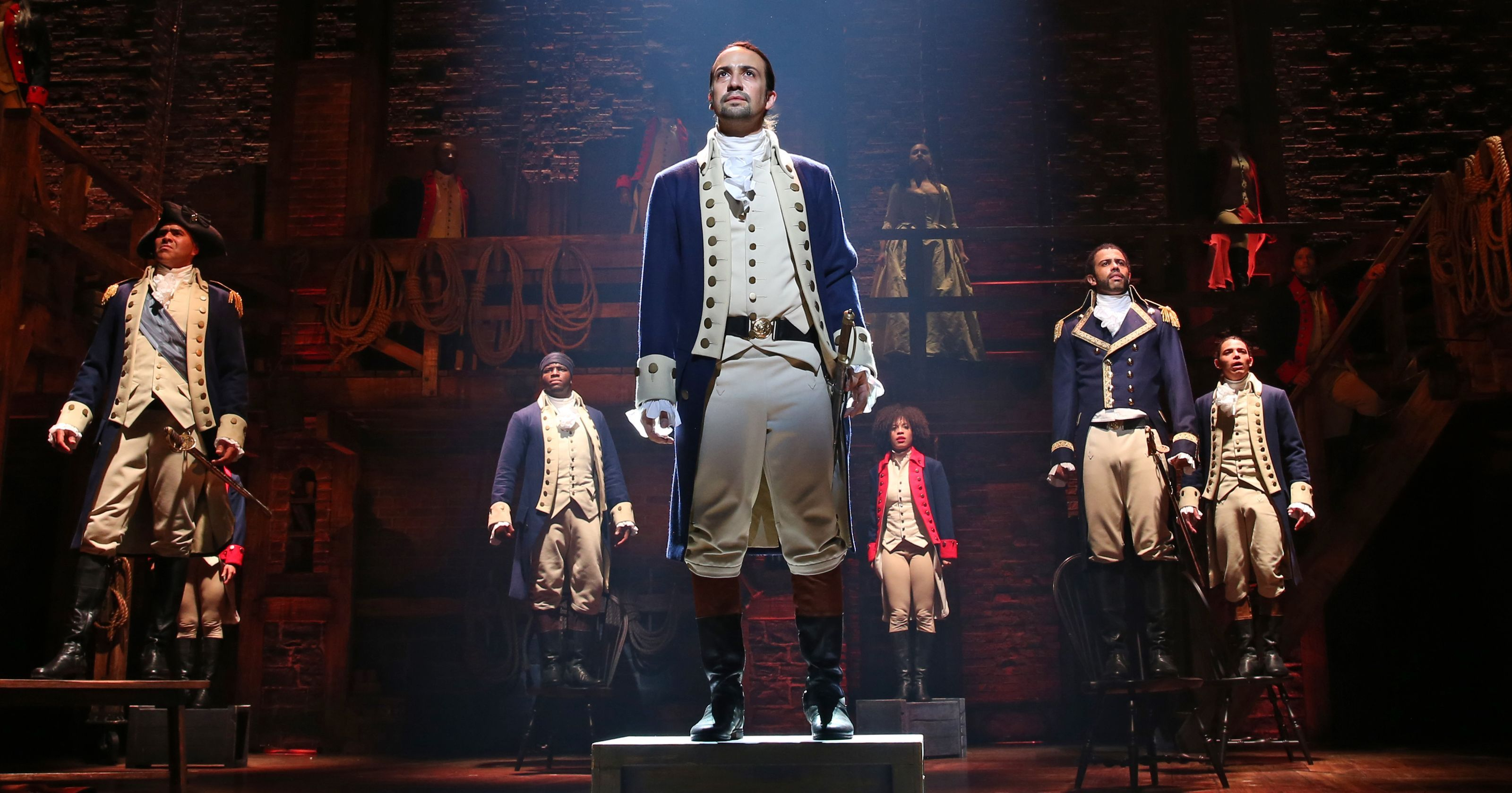 15 Things You Didn't Know About Everyone's Favorite Musical, Hamilton