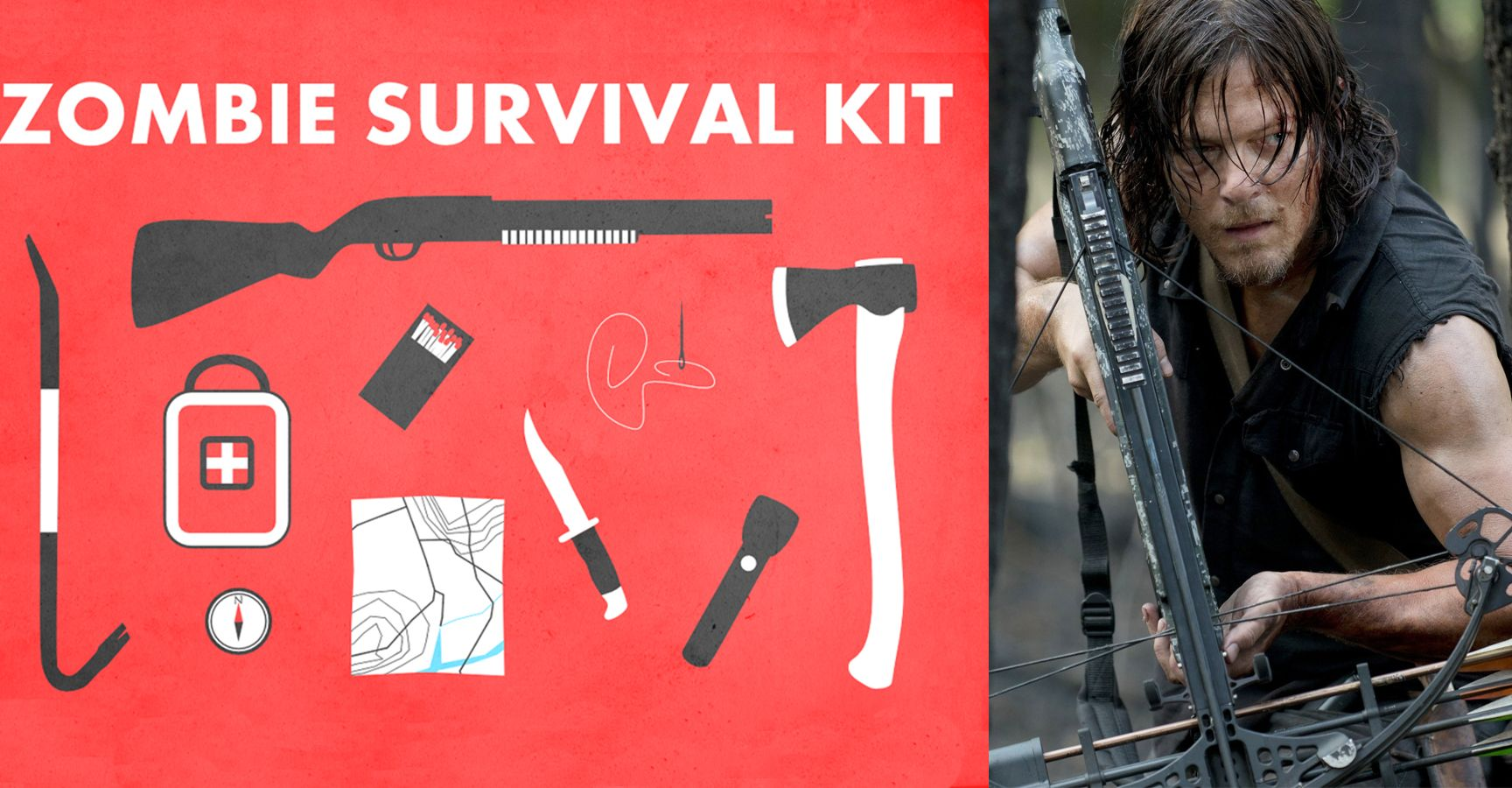 15 Life Hacks To Help You Survive The Zombie Apocalypse