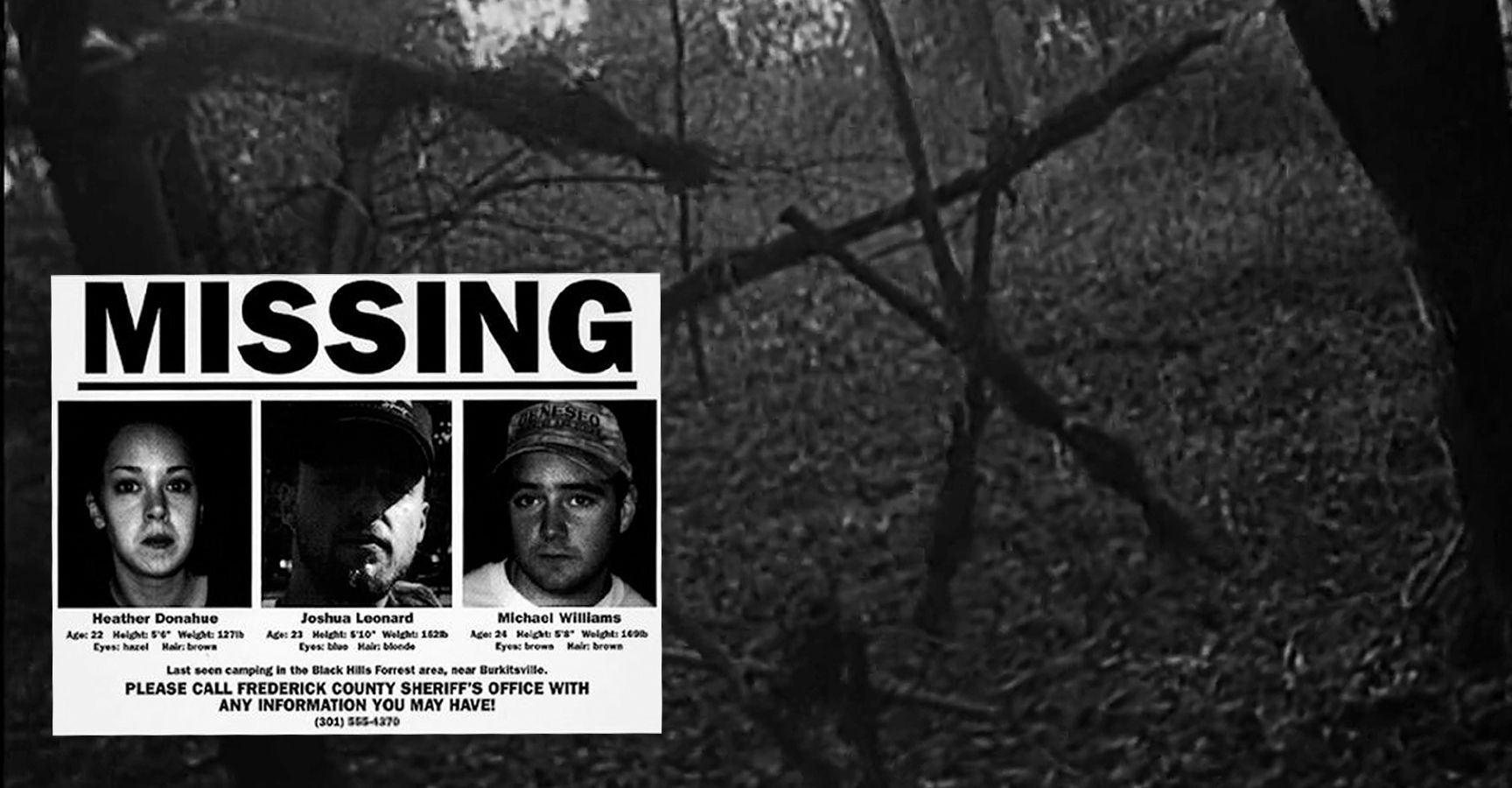 15 Terrifying 'Blair Witch' Stories That Will Make You Sleep With The Light On
