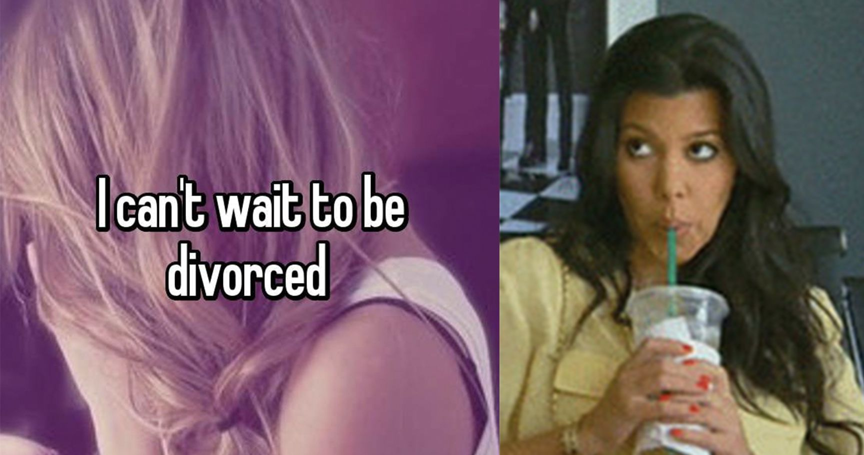 15 Jaw-Dropping Whisper Confessions From People Who Have Gotten Divorced