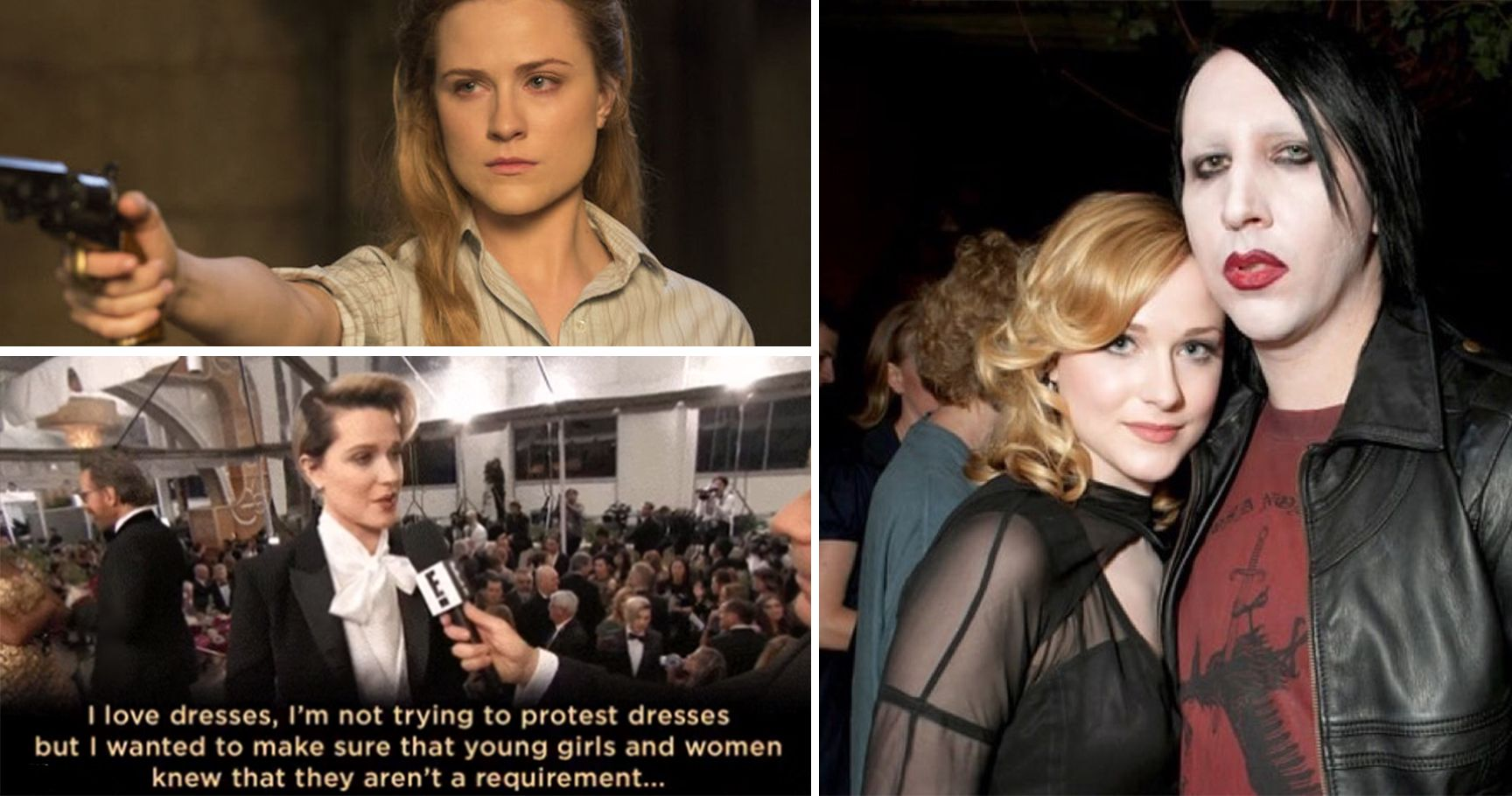 15 Things You Didn't Know About Evan Rachel Wood