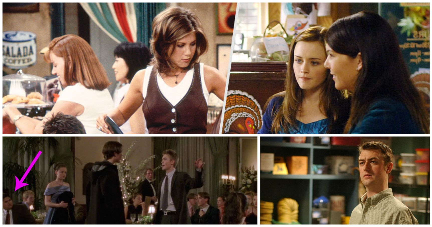 15 'Gilmore Girls' Conspiracy Theories That Will Blow Your Mind