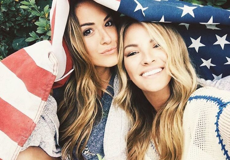 15 Times Jojo Fletcher and Becca Tilley From 'The Bachelor' Were Serious Friendship Goals